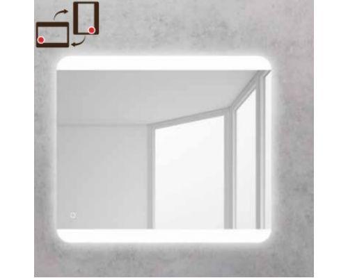 Зеркало BelBagno SPC-CEZ-800-700-LED-TCH 80 x 70 см со встроенным светильником и сенсорным выключателем