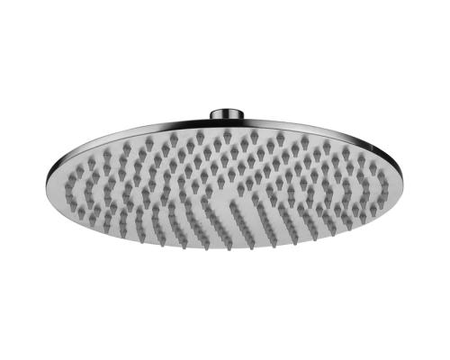 Верхний душ Cisal Xion D300 мм, нержавеющая сталь