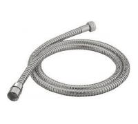 Душевой шланг Cisal Shower ZA0090102A, 150 см, цвет никель матовый