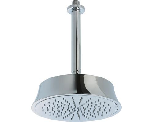 Верхний душ Cisal Shower D220 мм с потолочным держателем L270 мм, хром