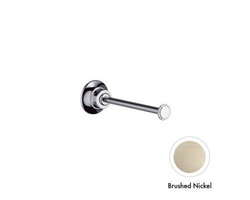 Держатель туалетной бумаги Axor Montreux 42028820, шлифованный никель