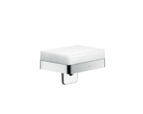 Дозатор для жидкого мыла с полочкой Axor Universal Accessories 42819000, хром
