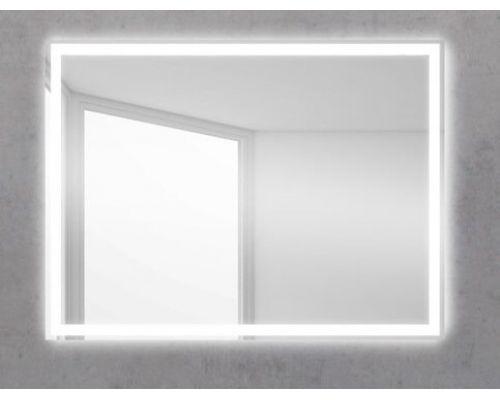 Зеркало BelBagno SPC-GRT-500-600-LED-BTN 50 x 60 см со встроенным светильником и кнопочным выключателем