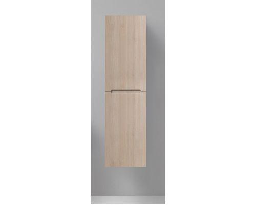 Пенал Belbagno Etna-1500-2A-SC-RG-P-R 40 см подвесной, петли справа, цвет серый дуб (rovere grigio)