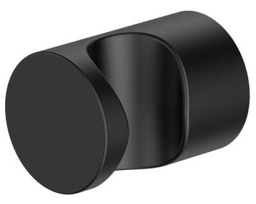 Держатель Jacob Delafon Nouvelle Vague E30627-BLV для ручного душа, цвет черный матовый