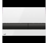 Кнопка управления AlcaPlast M1710-8 белая/черная