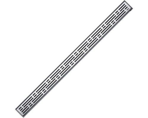 Дизайн-решетка TECE Drainline Basic, 100 см, сатин
