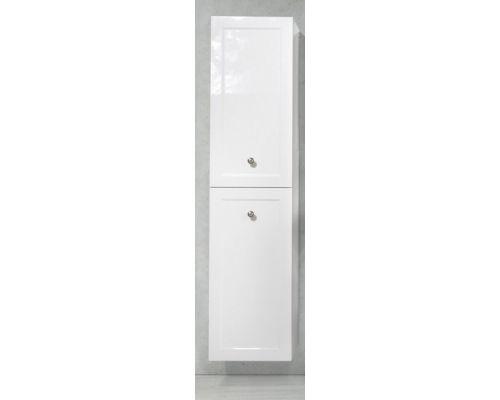 Пенал BelBagno Dublin DUBLIN-1700-2A-SC-BL 40 см, белый глянцевый (Bianco Lucido)
