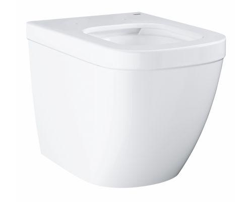 Унитаз Grohe Euro Ceramic приставной с PureGuard 3933900H, безободковый