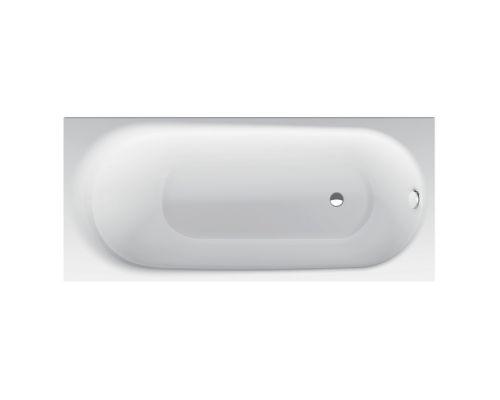 Ванна стальная Bette Comodo 1252-000 190 х 90 х 45 см с шумоизоляцией, белая