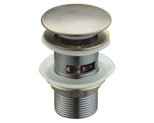 Донный клапан CeramaLux RD 007 бронза