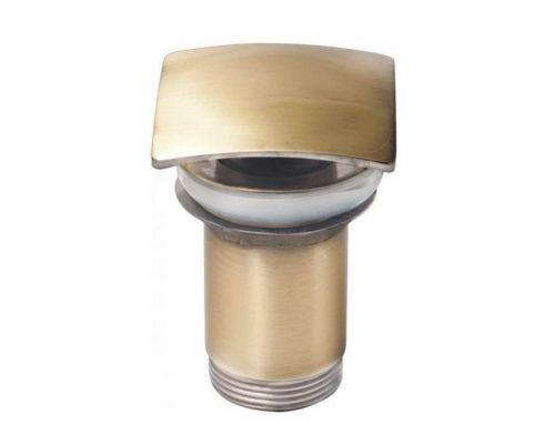 Донный клапан CeramaLux RD 010 бронза