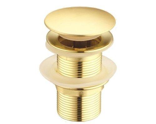 Донный клапан CeramaLux RD 012 золото