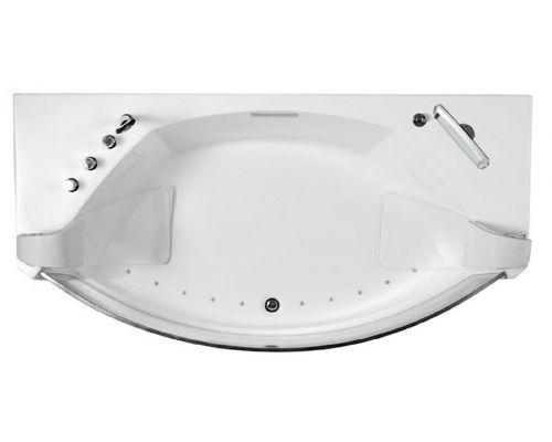 Акриловая ванна Gemy G9079 O с аэромассажем, 200 х 105 см