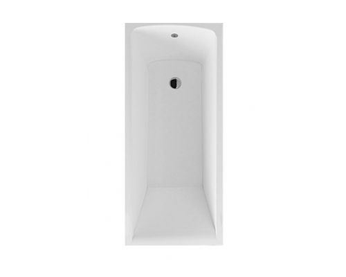 Ванна акриловая Santek Фиджи 170 x 75 см 1.WH50.1.596, белая