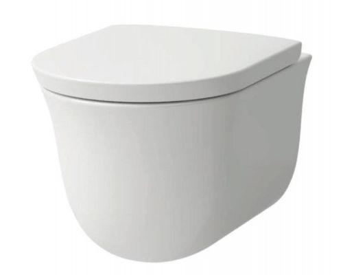 Унитаз Laufen The New Classic 8208510000001, подвесной, Rimless, цвет - белый