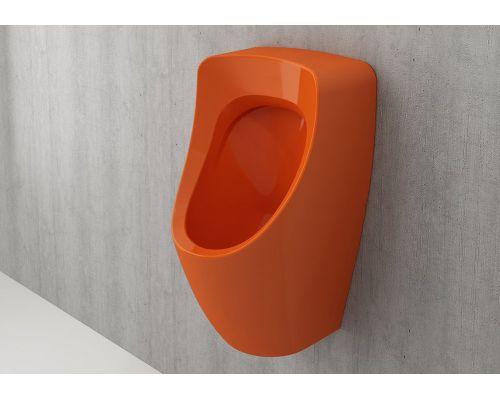 Писсуар Bocchi Taormina Arch 1383-012-0131, скрытый подвод воды, оранжевый
