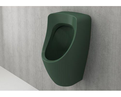 Писсуар Bocchi Taormina Arch 1383-027-0131, скрытый подвод воды, зеленый