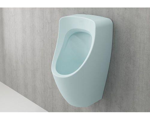 Писсуар Bocchi Taormina Arch 1383-029-0131, скрытый подвод воды, светло-голубой