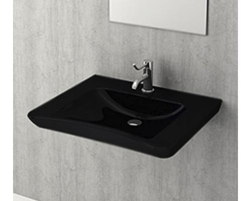 Раковина Bocchi Care&Comfort 1142-005-0126, черная