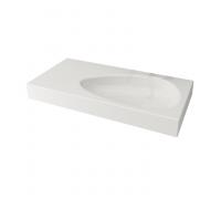 Раковина Bocchi Etna 1115-001-0125, белая