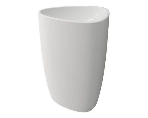 Раковина Bocchi Etna моноблок 1075-002-0125, белая матовая