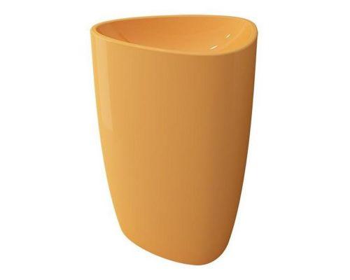 Раковина Bocchi Etna моноблок 1075-021-0125, мандарин