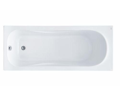 Ванна акриловая прямоугольная Тенерифе XL 160 х 70 белая