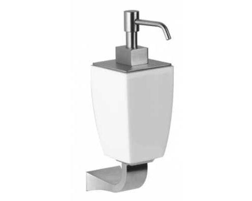 Дозатор жидкого мыла Gessi Mimi 33214.031 с настенным держателем