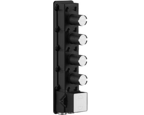 Встраиваемая часть Gessi Mininali 43107.031 термостатического смесителя высокой производительности