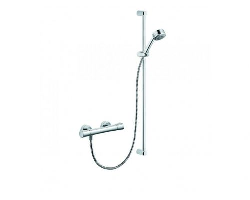 Душевая система Kludi Zenta Shower-Duo 2S 6057 c термостатом