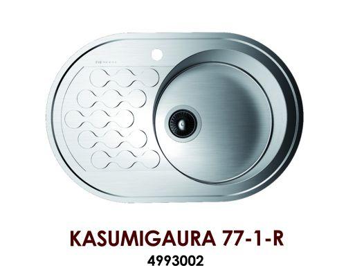 Мойка Omoikiri Kasumigaura 77-1-R, 4993002