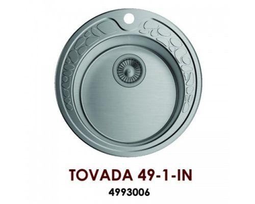 Мойка Omoikiri Tovada 49-1-IN, 4993006