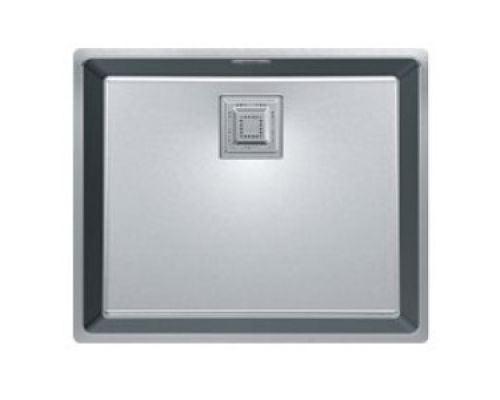 Мойка Franke CENTINOX CMX 110-50, 122.0288.097, нижняя установка, нержавеющая сталь, полированная, 53*44 см