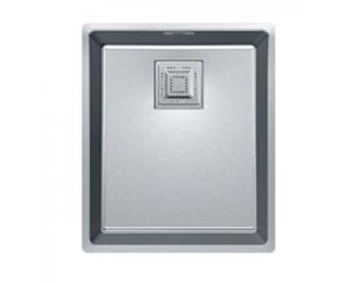 Мойка Franke CENTINOX CMX 110-34, 122.0288.096, нижняя установка, нержавеющая сталь, полированная, 37*44 см