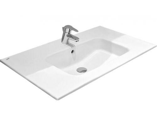 Раковина-столешница Roca Victoria-N 32799C000, 80,5 x 45 см, белая