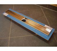 Дренажный канал прямой TECE 600900 с гидроизоляцией Seal System, 900 мм