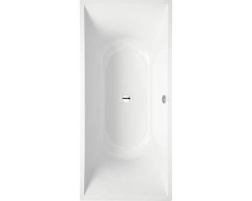 Ванна квариловая Villeroy&Boch La Belle UBQ180LAB2V-96, 180х80 см, ярко-белый