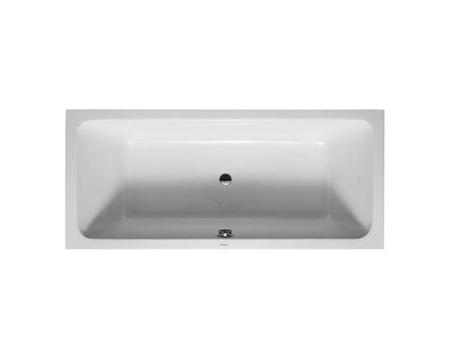 Ванна акриловая Duravit D-Code 70010100000 0000 180 х 80 см