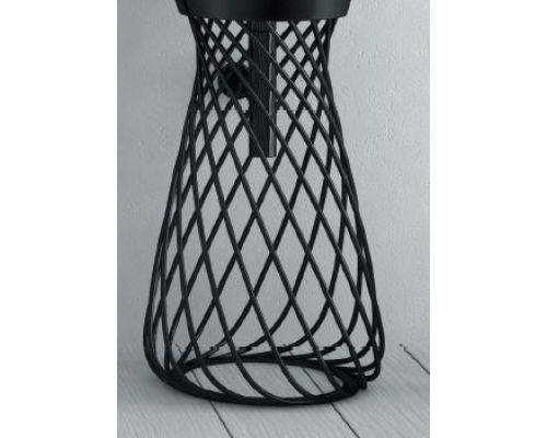 Каркас металлический для раковины ArtCeram Wire ACA045 03; 00, цвет - черный