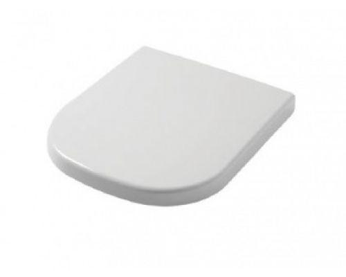 Крышка-сиденье ArtCeram Faster FSA001 01, Soft Close, цвет — белый