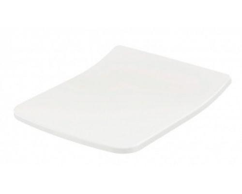 Крышка-сиденье Toto TC512F для унитаза SP CW532Y, Soft Close, цвет - белый