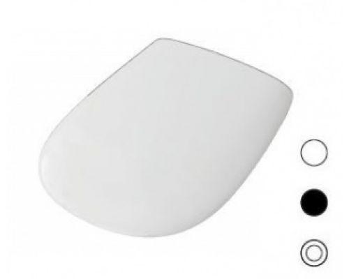 Крышка-сиденье Artceram Azuley AZA001 01; 72, Soft Close, петли - бронза