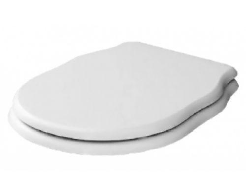 Крышка-сиденье ArtCeram Hermitage HEA005 белая Soft-close