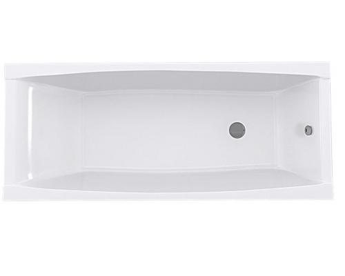 Акриловая ванна Santek Санторини 170х70