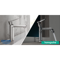 Grohe или Hansgrohe?