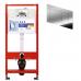 Система инсталляции для унитазов с кнопкой Tece 9.400.401