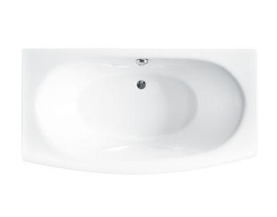 Акриловая ванна Besco Telimena 160x75