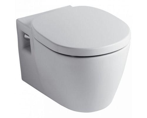 Унитаз подвесной Ideal Standard Connect W941102 c сиденьем микролифт