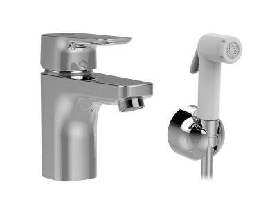 Смеситель Ideal Standard CERAPLAN III Grande B0919AA для раковины с гигиеническим душем